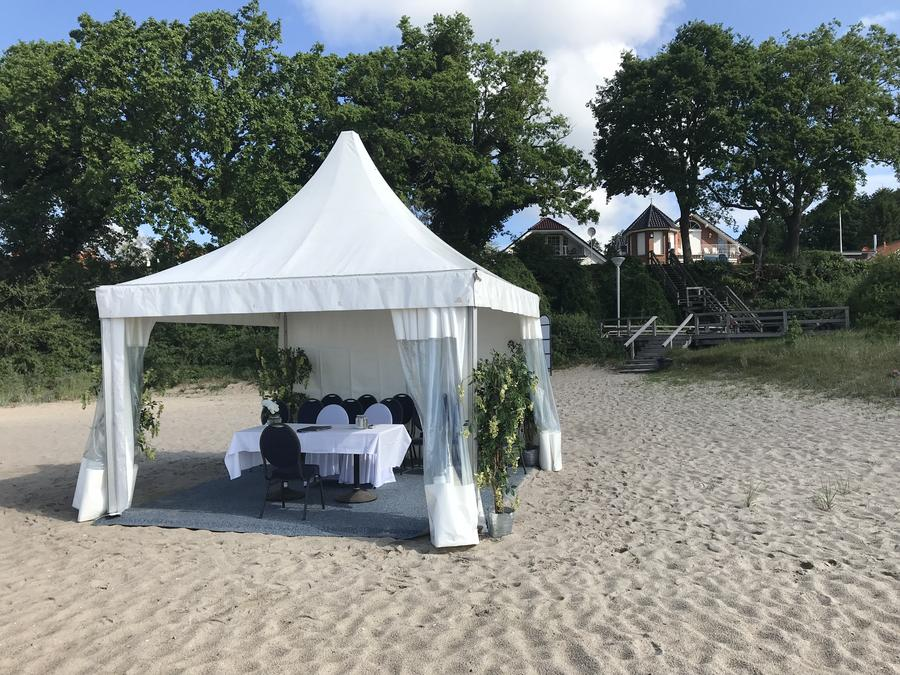 Heiraten Am Strand Neustadt In Holstein