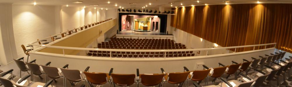 Theatersaal in der Jacob-Lienau-Schule