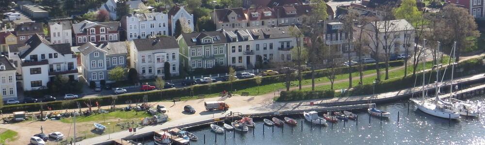 Neustädter Altstadt und Hafen