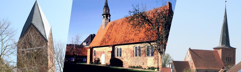 Kirchen in Neustadt und Umgebung