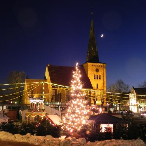 Pohnsdorf Weihnachtsmarkt.Meerchenwald Neustadt In Holstein